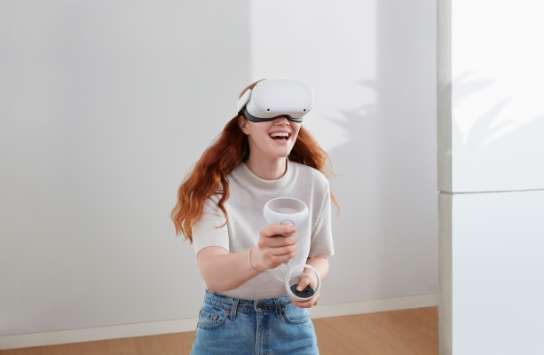 Facebook launches a smaller, more powerful Oculus Quest 2 starting at $299 and launching in October thumbnail