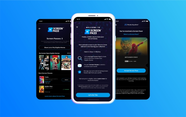 Movies Anywhere officially launches its digital movie-lending feature, 'Screen Pass' thumbnail