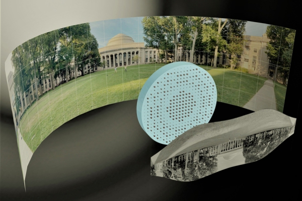 MIT engineers develop a totally flat fisheye lens that could make wide-angle cameras easier to produce - techcrunch