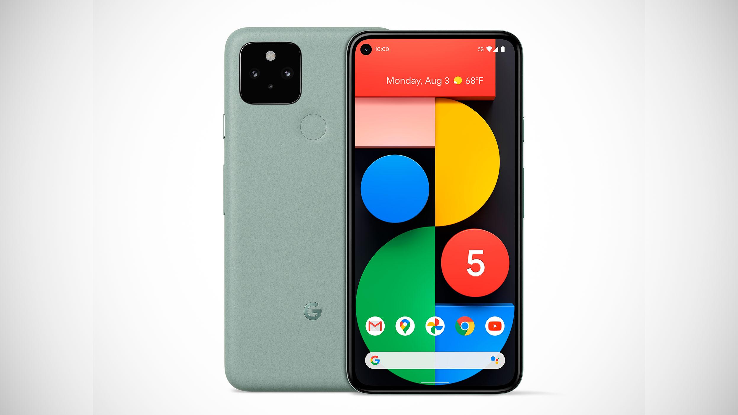 Google now has three mid-range Pixel phones