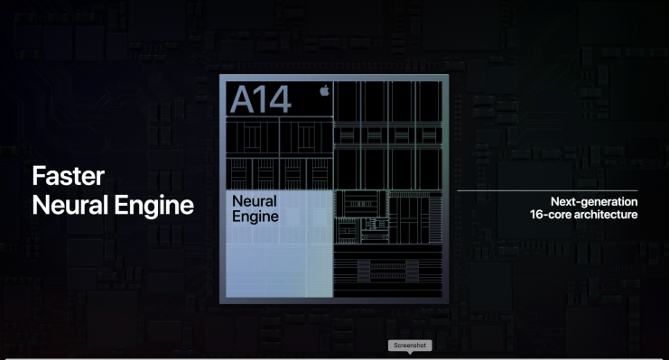 Apple unveils its super fast five nanometer A14 chip, shipping in the new iPad Air next month thumbnail