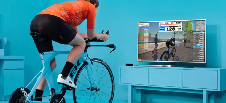 Zwift, maker of a popular indoor training app, just landed a whopping $450 million in funding led by KKR thumbnail