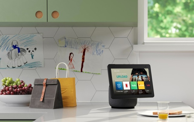 Amazon redesigns the Echo line with spherical speakers and swiveling screens - techcrunch