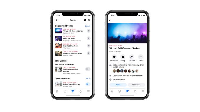 Still Events - Facebook returns to its roots with Campus, a college student-only social network