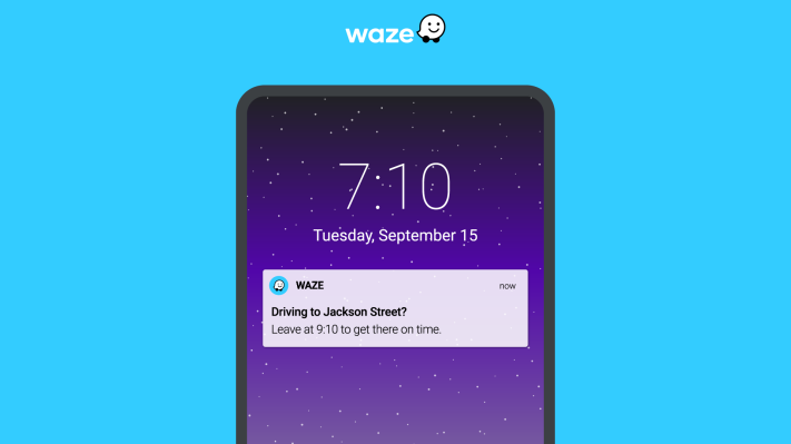 Waze gets smarter with trip suggestions, lane guidance, traffic notifications and more thumbnail