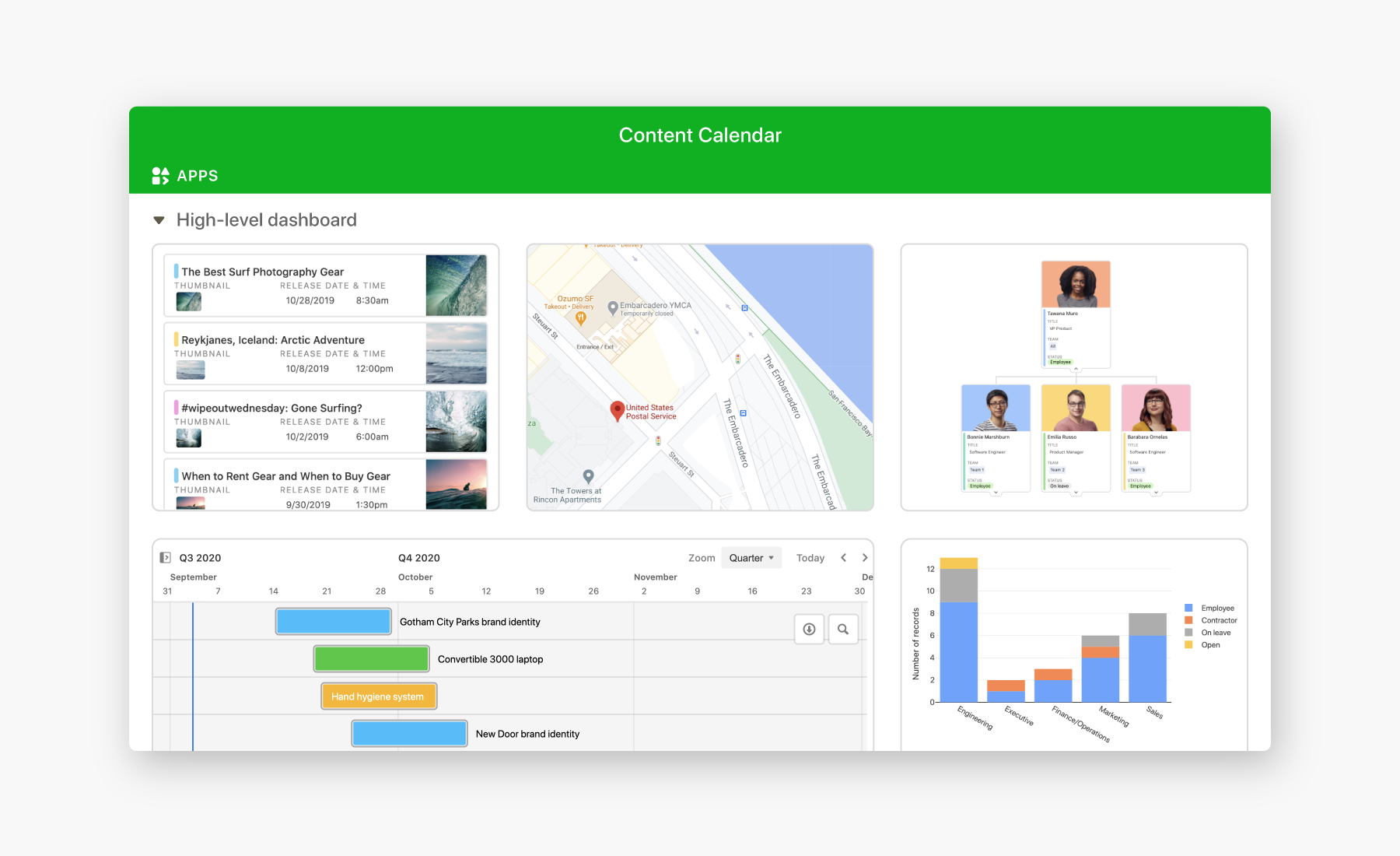 Airtable raises $185M and launches new low-code and automation features