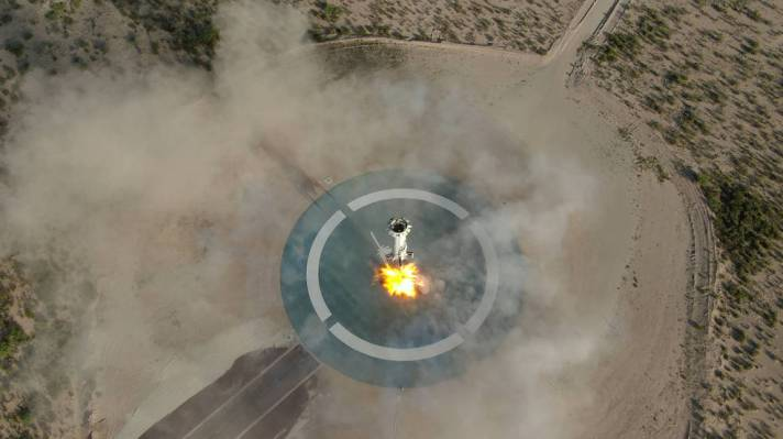 NASA to test precision automated landing system designed for the Moon and Mars on upcoming Blue Origin mission - techcrunch