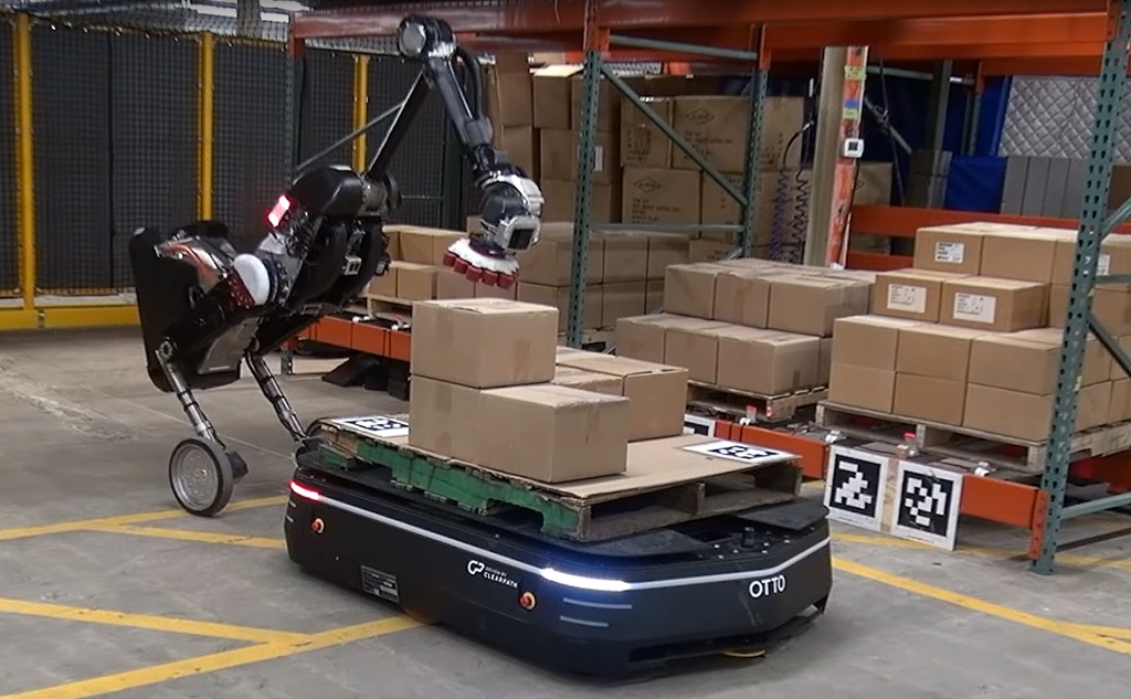 Boston Dynamics Delivers Plan For Logistics Robots As Early As Next Year Techcrunch