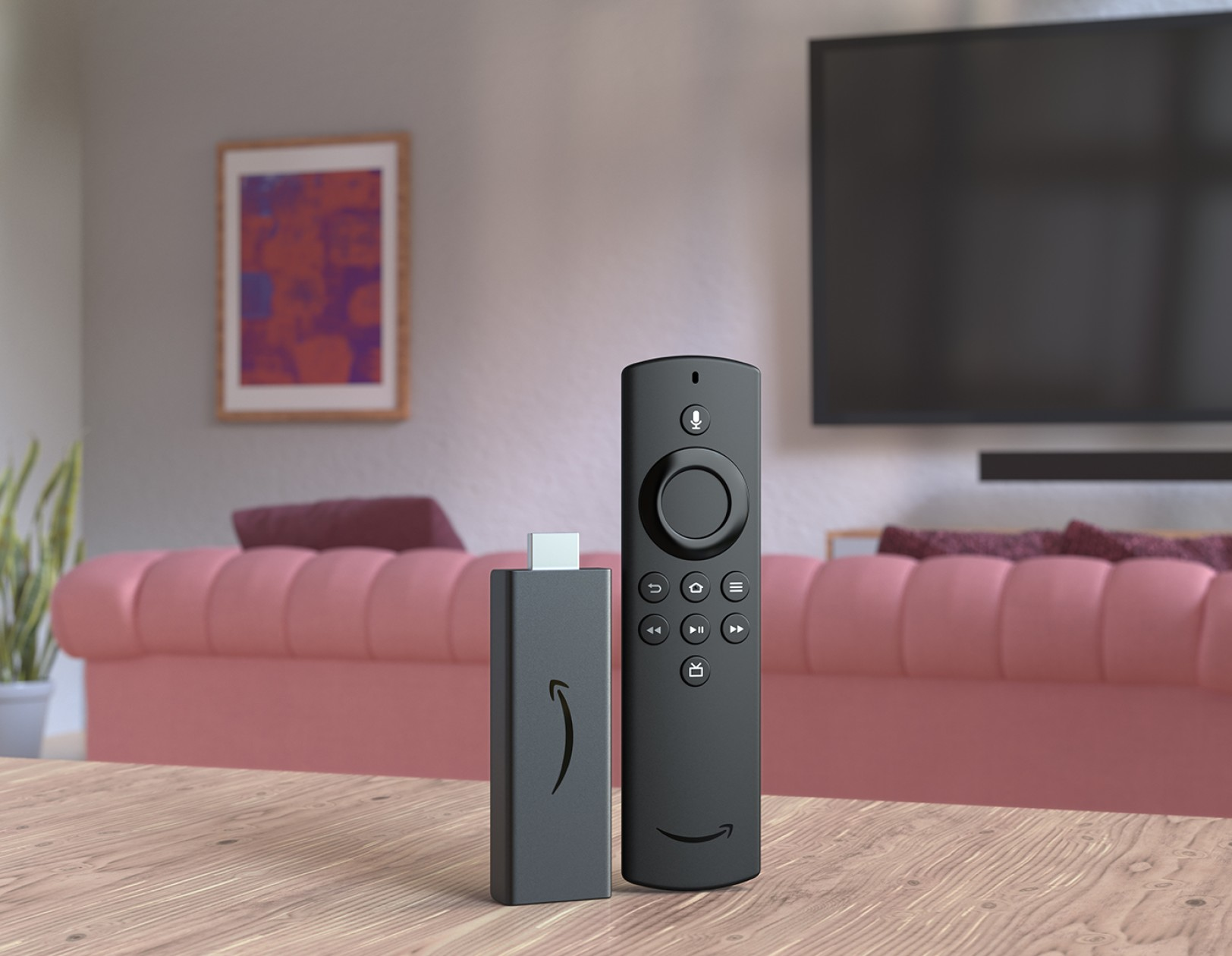 Amazon unveils upgraded Fire TV Stick, lower-cost Fire TV Stick Lite