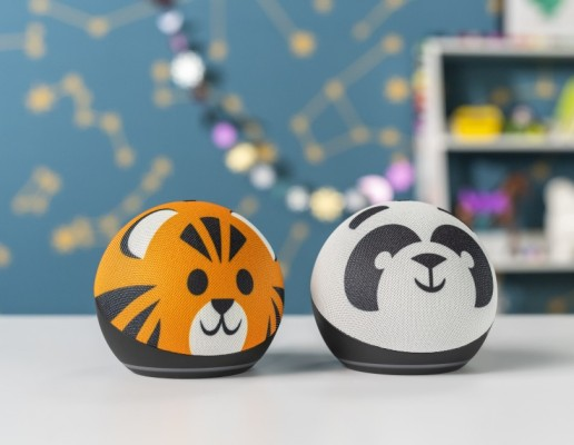 Amazon redesigns Echo Dot as a sphere, adds animal designs and reading feature for Kids Edition