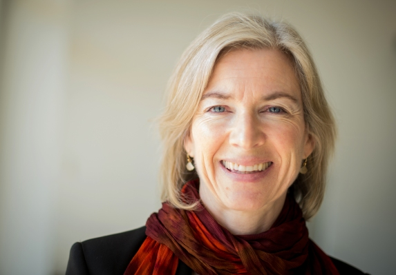 Jennifer Doudna sees CRISPR gene-editing tech as a Swiss Army knife for COVID-19 and beyond - techcrunch
