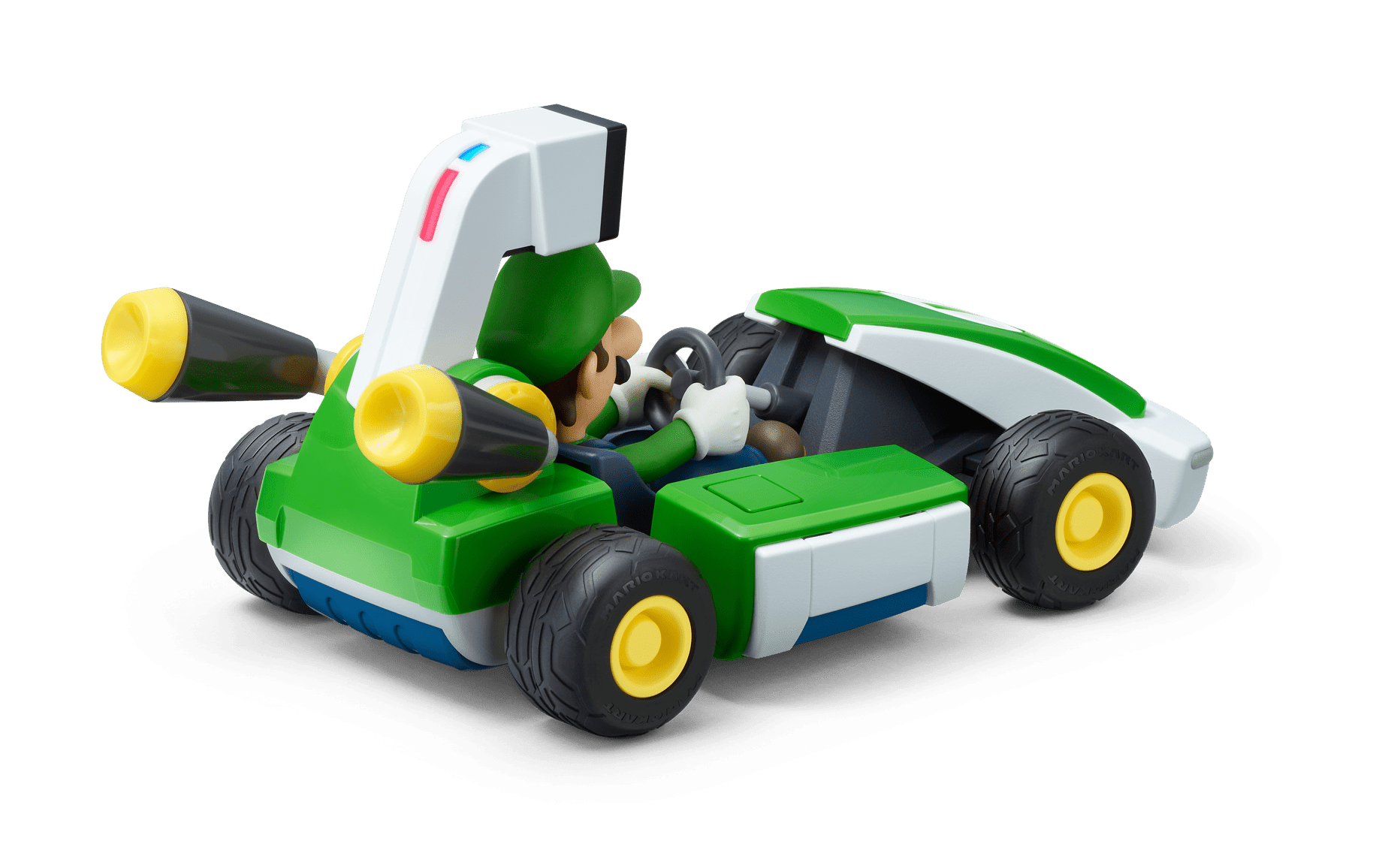 Nintendo S Latest Trick Is Turning The Switch Into An Rc Controller For An Ar Mario Kart Game Techcrunch