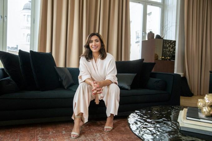 Bambuser CEO Maryan Ghahremani