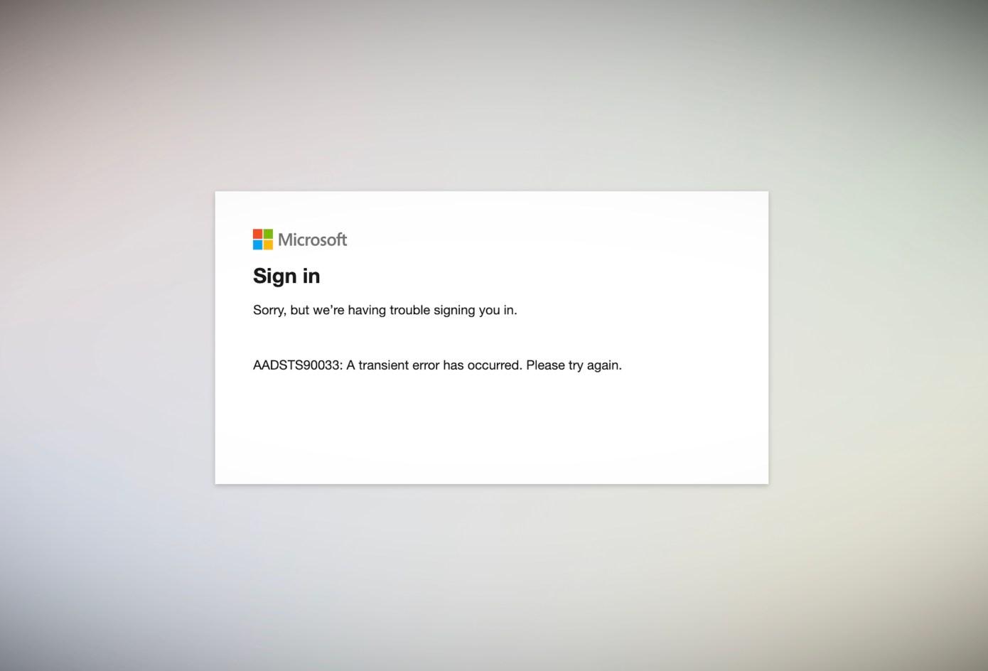 Une panne de Microsoft empêche les utilisateurs d'accéder à Office, Outlook, Teams 1