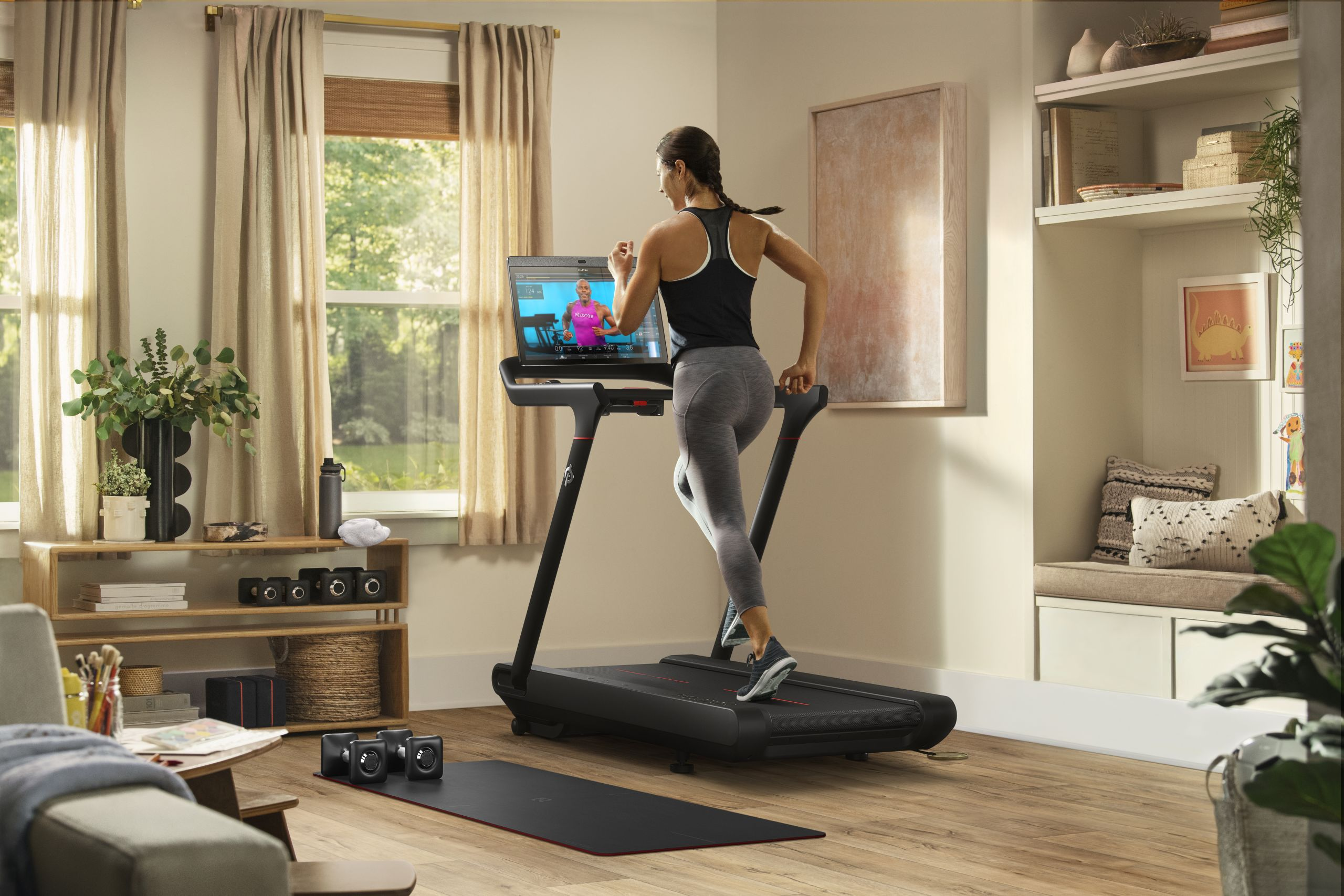 Hard Times Henry Left Leg Roblox Peloton Launches New Bike And Tread Smart Home Gym Equipment Both At 2 495 Internet Technology News