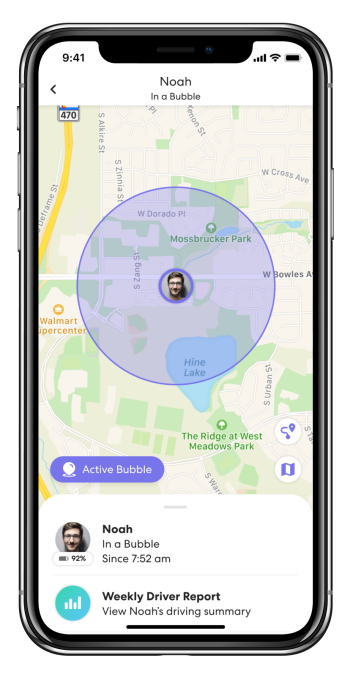 FAMILY-TRACKING APP LIFE360 LAUNCHES 'BUBBLES,' A LOCATION-SHARING FEATURE INSPIRED BY TEENS ON TIKTOK – TECHCRUNCH