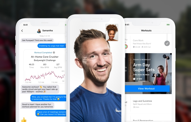 Future raises $24M Series B for its $150/mo workout coaching app amid at-home fitness boom