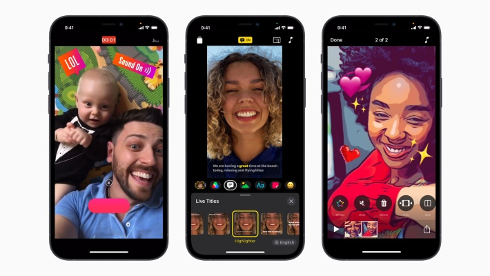 Apple eyes the TikTok generation with an updated version of Clips - TechCrunch