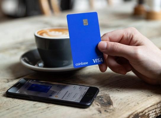 Coinbase ra mắt thẻ ghi nợ ở Hoa Kỳ với chương trình phần thưởng – TechCrunch