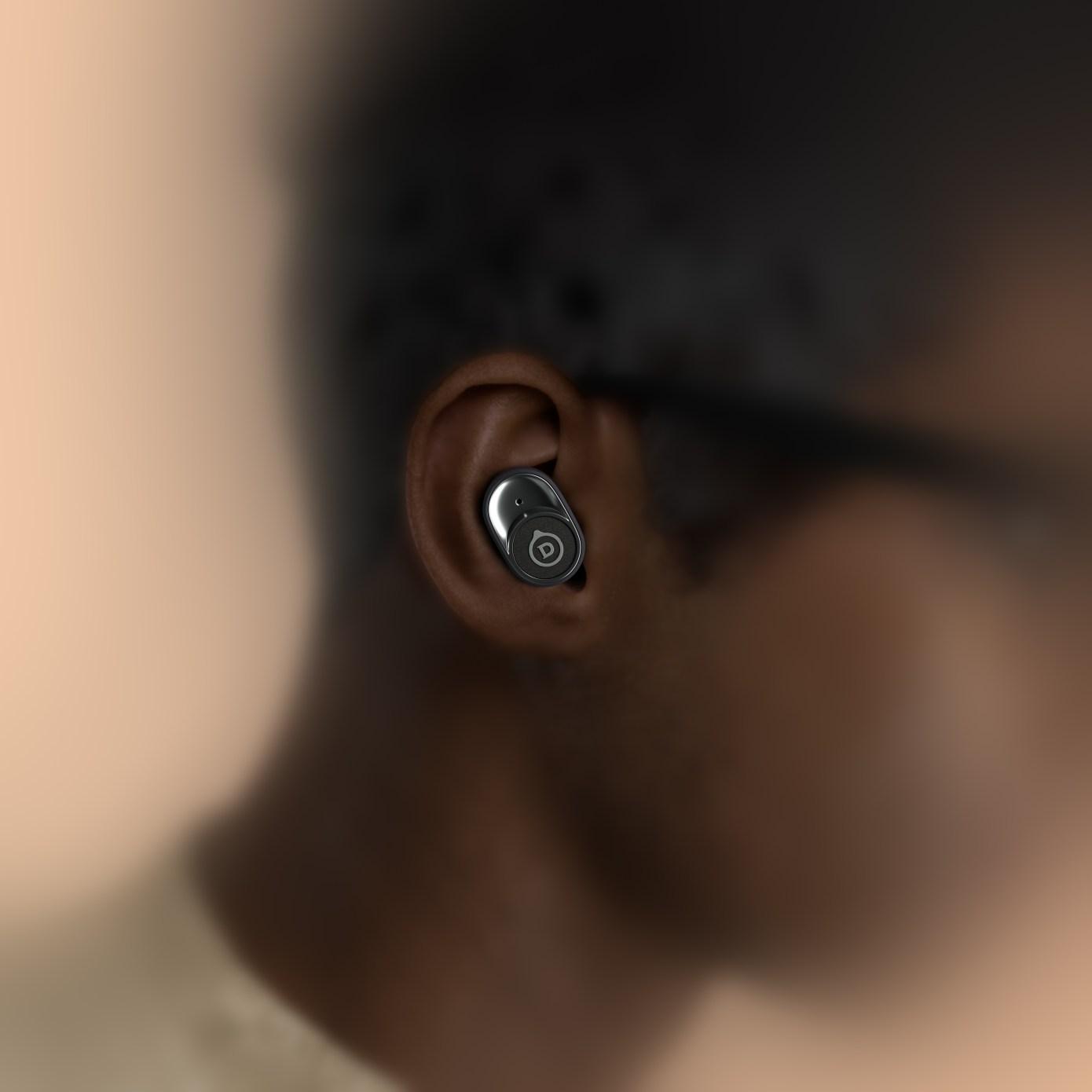 Devialet annonce des écouteurs sans fil