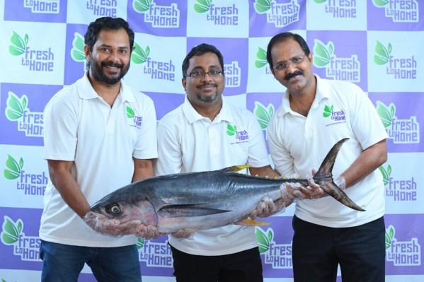 India's FreshToHome raises $121 million to grow its meat and vegetable e-commerce platform - TechCrunch