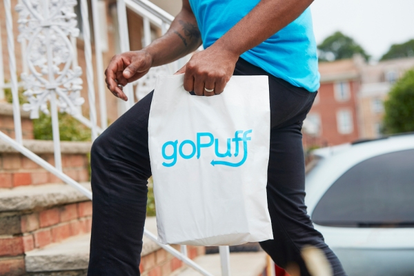 Gopuff confirms new $1B cash injection at a $15B valuation to expand its instant grocery delivery service