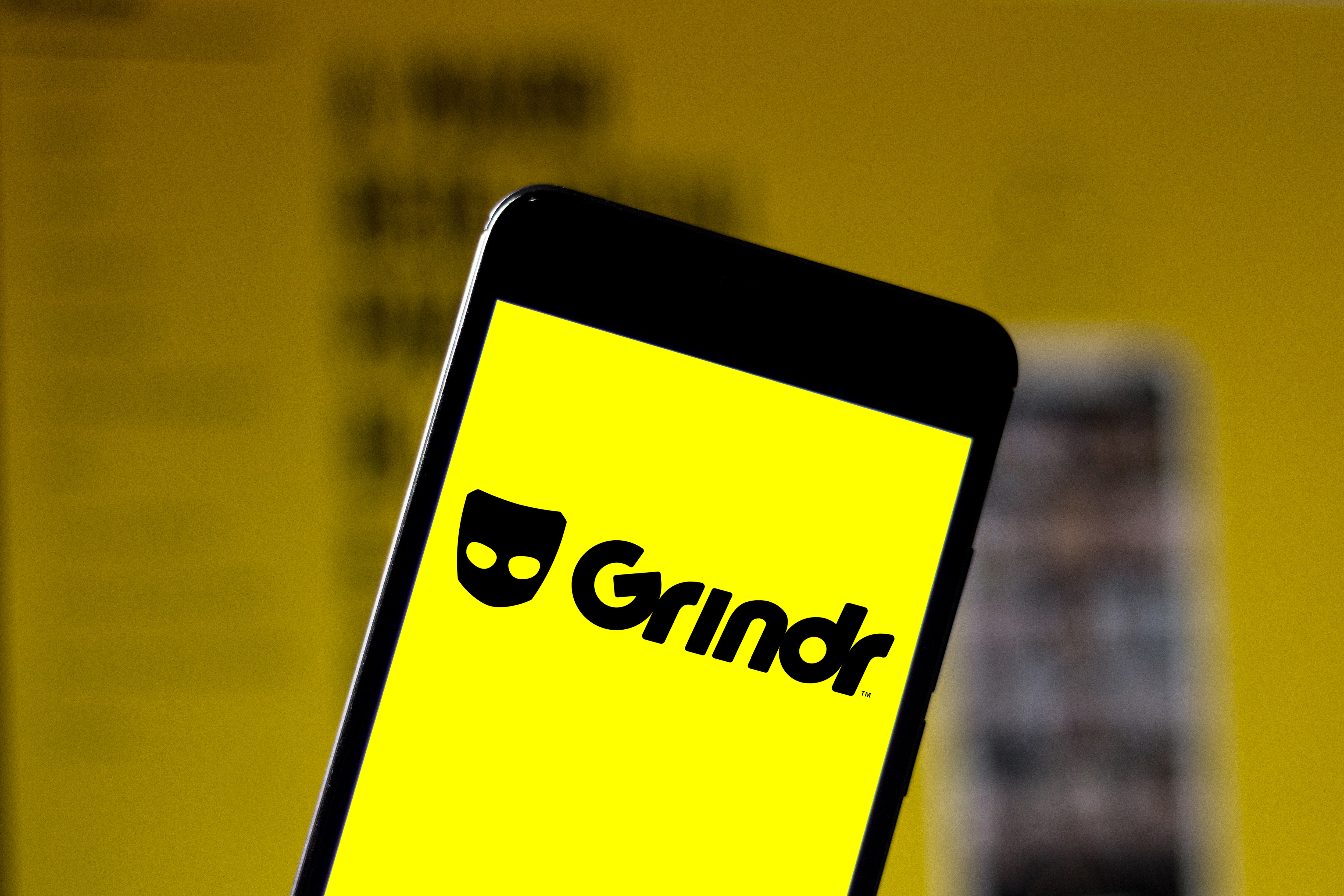 Grindr says credentials changed