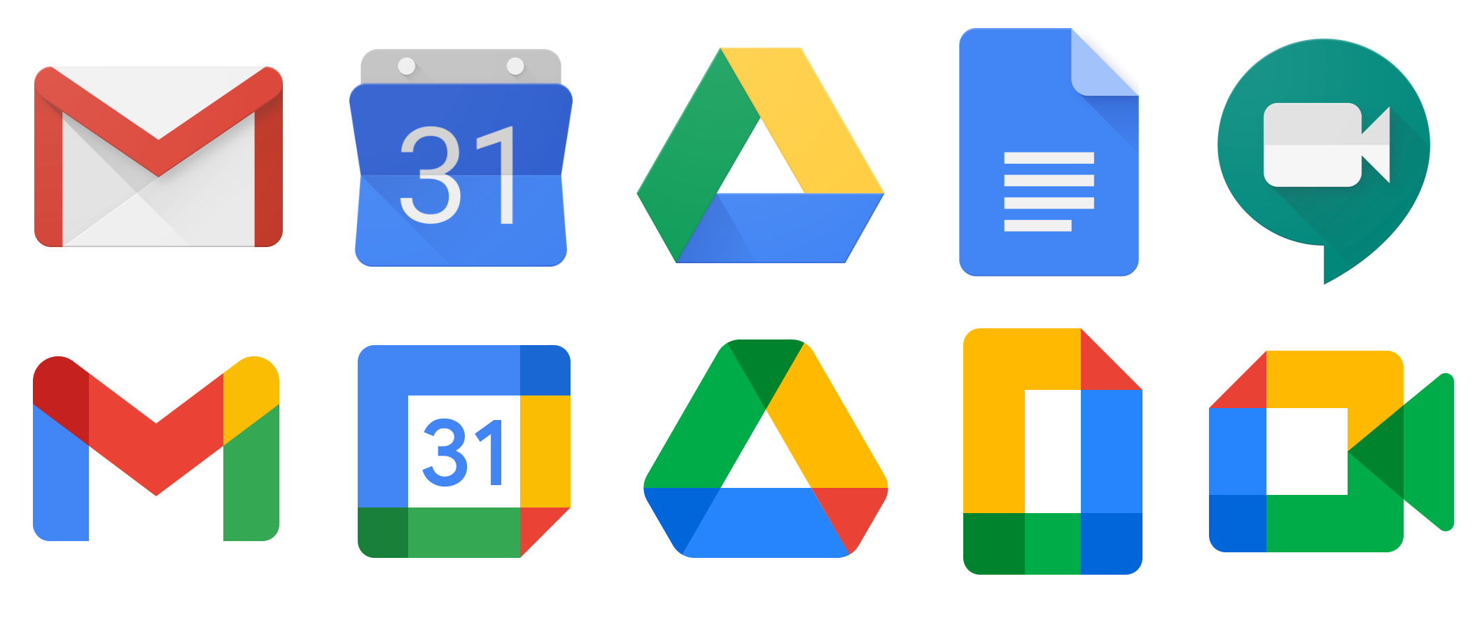 Google's new logos are bad | TechCrunch