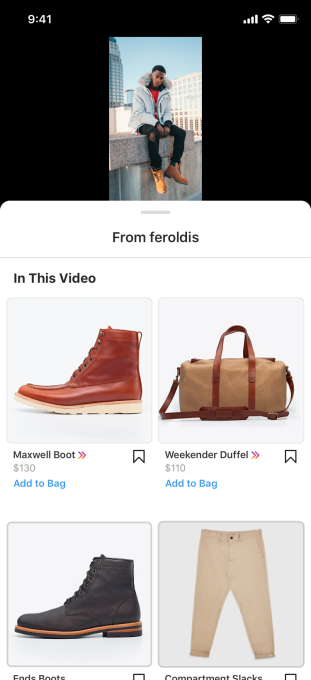 Instagram Update: Expands Shopping to IGTV