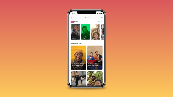 Instagram extends time limits on live streams to 4 hours, will soon support archiving - techcrunch