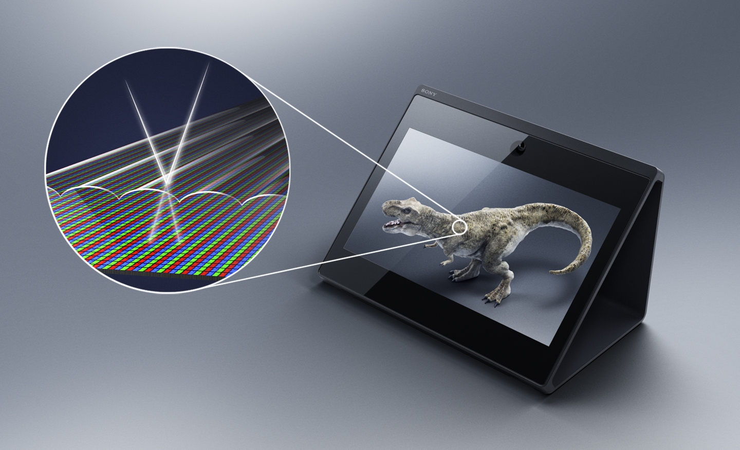 Sony's ,000 3D display (probably) isn't for you