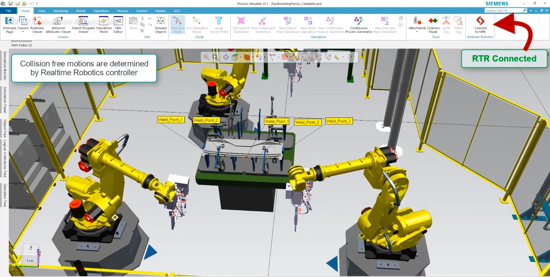 Realtime Robotics Realtime Controller