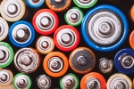 used batteries redwood materials