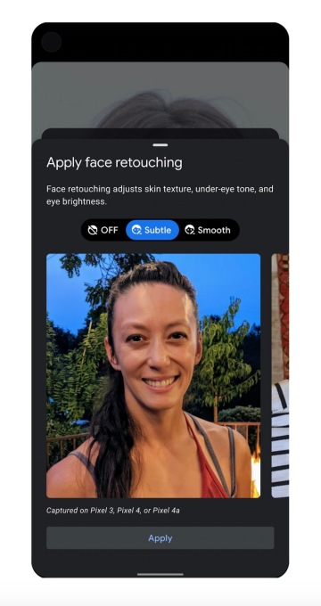 Google takes aim at 'beauty filters' with design changes coming to Pixel phones