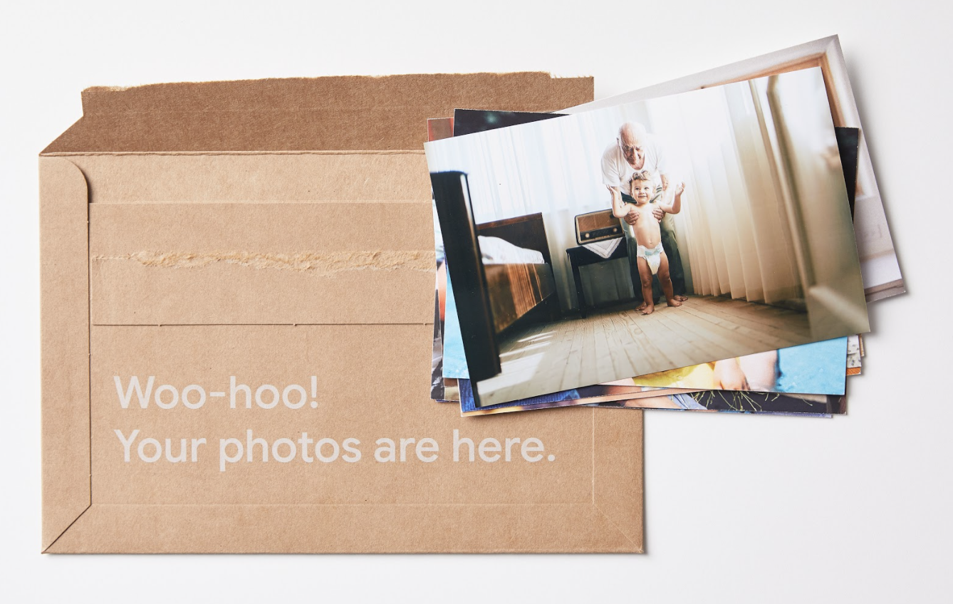 Google to deliver printed photos at your doorstep for $7 - CRN