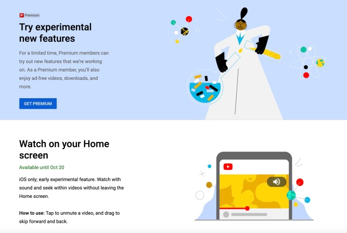 Roblox Surf Hack Patched Youtube Youtube Premium Subscribers Get A New Perk With Launch Of Testing Program Internet Technology News