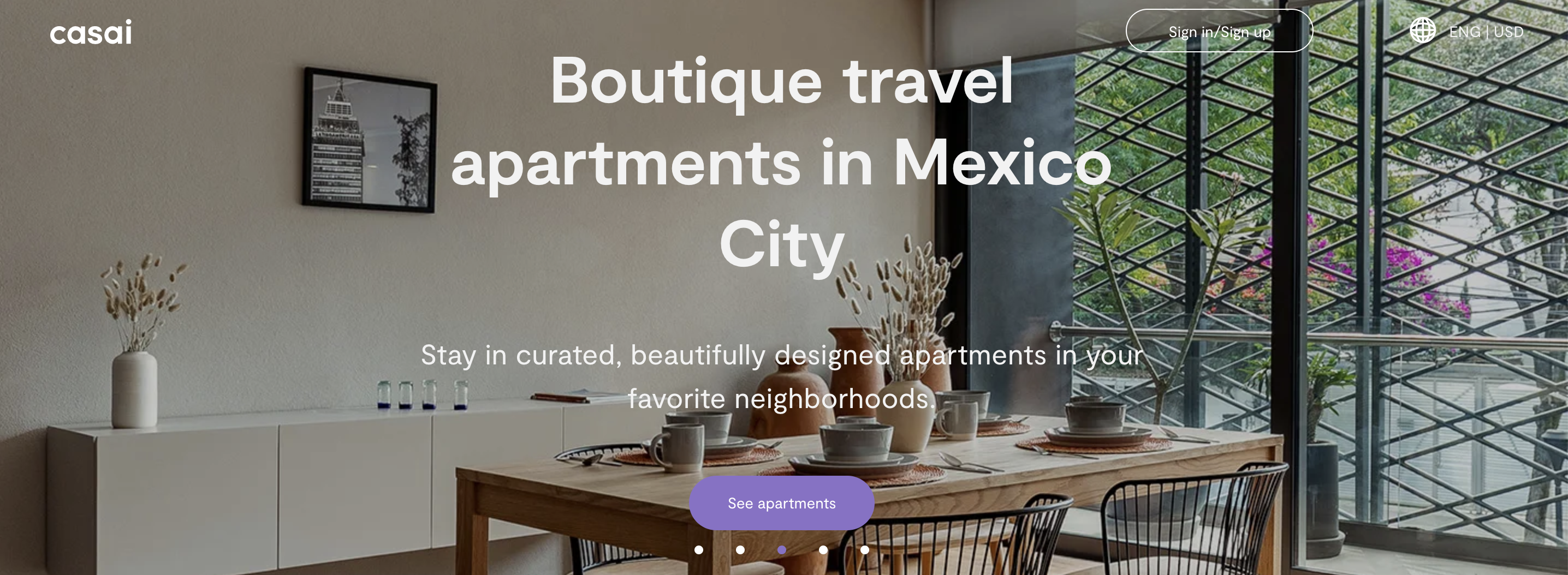 MERGING AIRBNB AND THE TRADITIONAL HOTEL MODEL, MEXICO CITY'S CASAI RAISES $23 MILLION TO GROW IN LATIN AMERICA – TECHCRUNCH