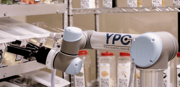 Robotic kitchen startup YPC raises a $1.8M seed round - techcrunch