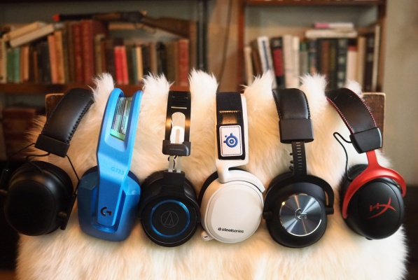 Evaluation: Wireless headsets from Logitech, Audio-Technica, SteelSeries, HyperX and more thumbnail