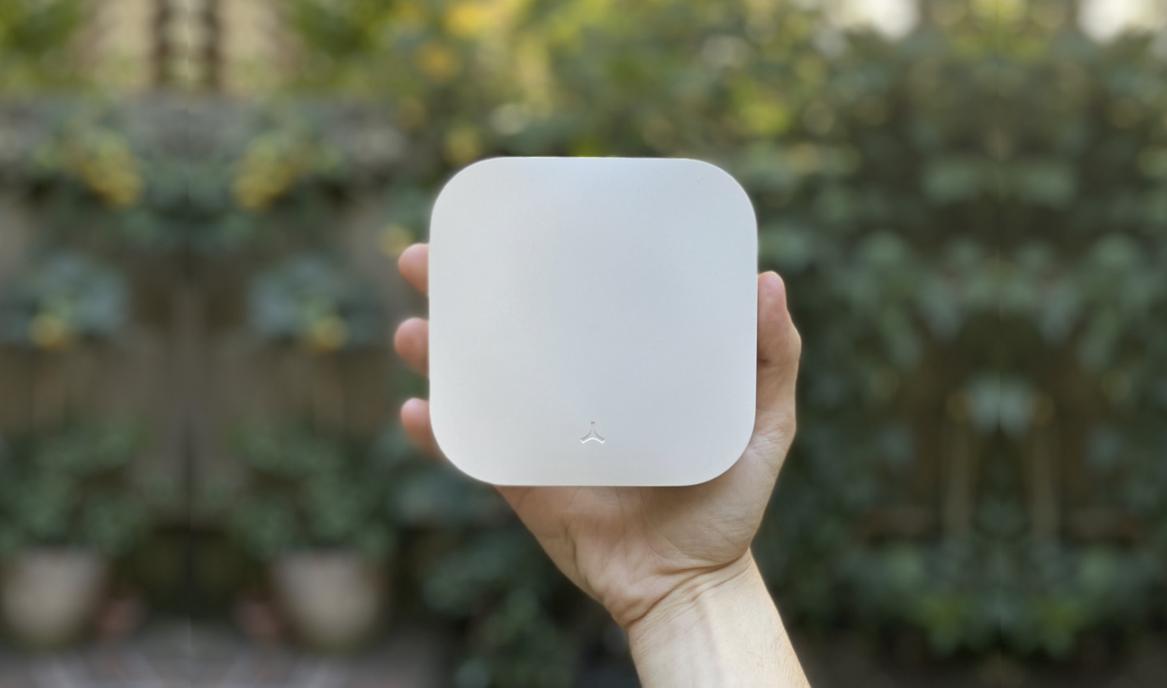 Density's Open Area radar tracks people in a space, precisely but anonymously