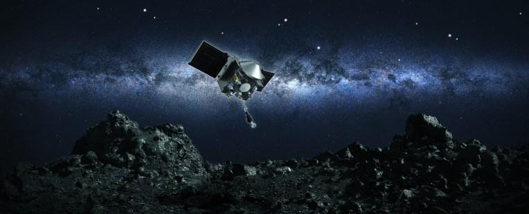 How to 'watch' NASA's OSIRIS-REx snatch a sample from near-Earth asteroid Bennu - techcrunch