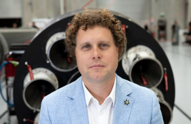 Rocket Lab CEO Peter Beck explains why the company needs a bigger rocket, and why it's going public to build it