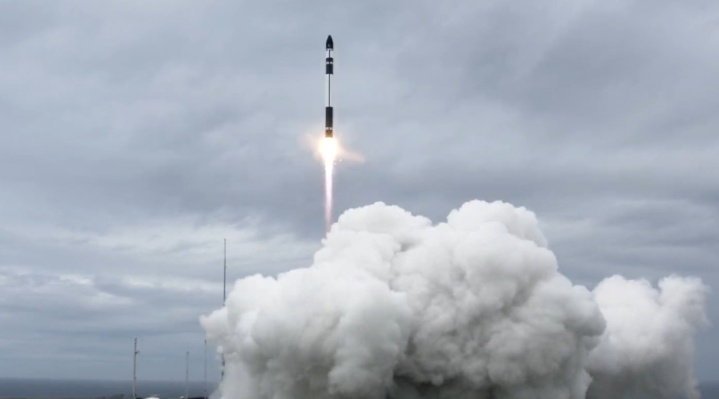 Rocket Lab successfully launches 10 Earth observation satellites in 15... image