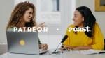 Patreon + Acast