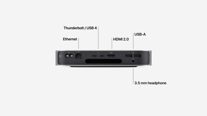 Mac Mini, dettagli