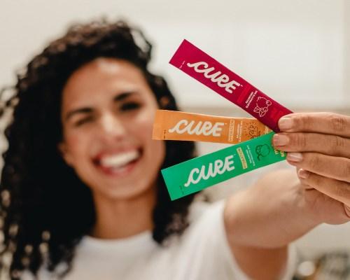 Cure Hydration raises $2.6M for its healthy sports drink alternative - techcrunch