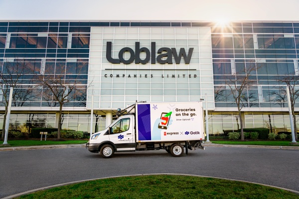 Gatik's self-driving box trucks to shuttle groceries for Loblaw in Canada - techcrunch