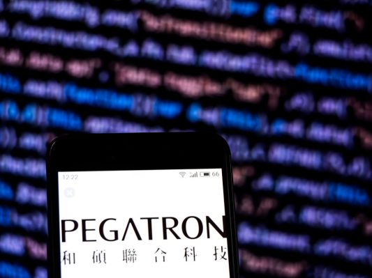 Apple places supplier Pegatron on probation over labor conditions
