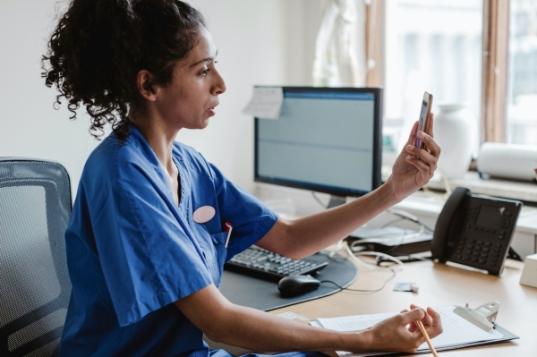 Why are telehealth companies treating healthcare like the gig economy?