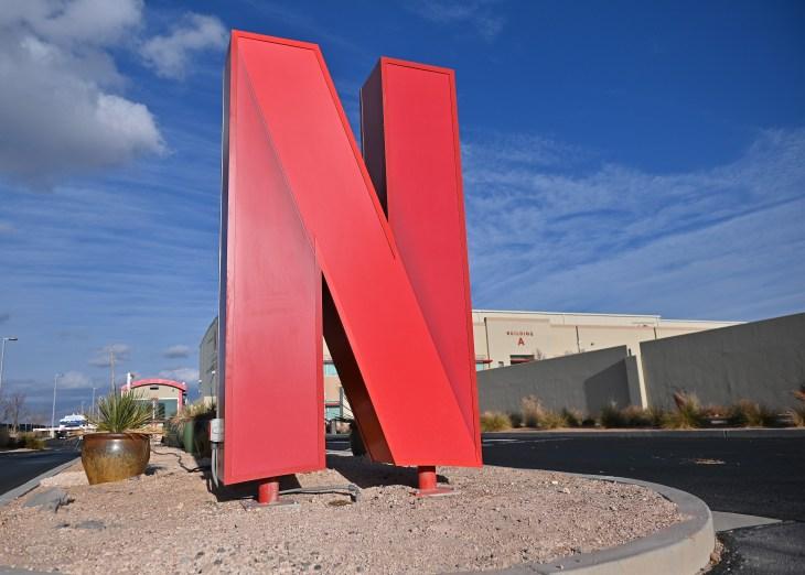 General Exterior Views Of Netflix ABQ Studios